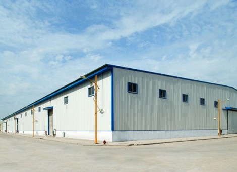 THE STANDARD PROCEDURE OF INSTALLING PRE-ENGINEERED BUILDING
